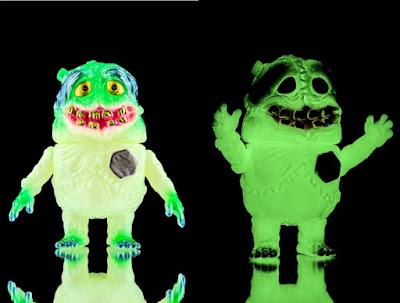 Still Glowin' Cadaver Kid by Splurrt x Lulubell Toys