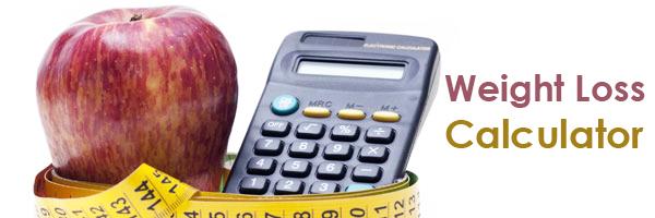 weight loss calculator - 600×200