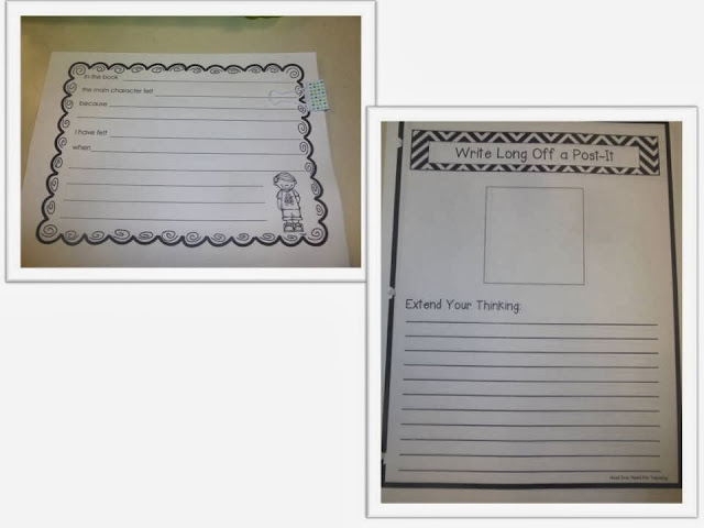 Guest blog post today all about Guided Reading Resource Organization!