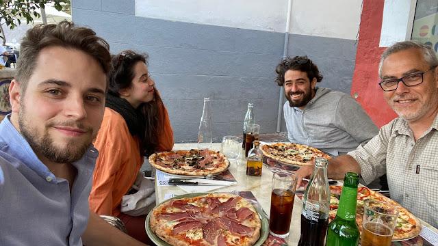 Viajes y gastronomía. La Palma