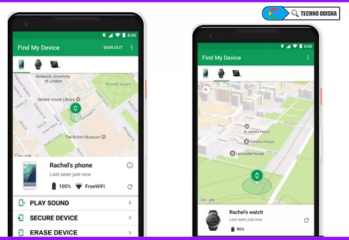 Android Google Find My Device Network Crowdsourced