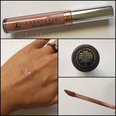 Review Anastasia Beverly Hills Liquid Lipstick in Pure Hollywood