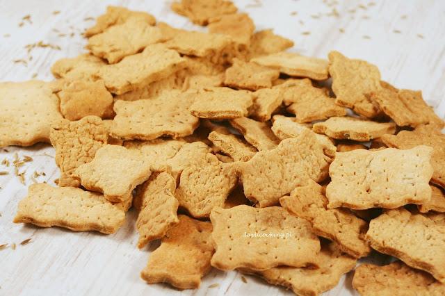 jak zrobić domowe krakersy