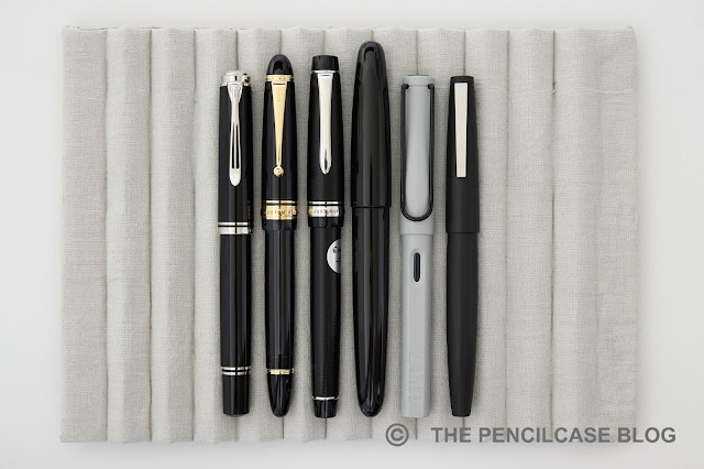Review: Wancher Dream Pen True Ebonite fountain pen