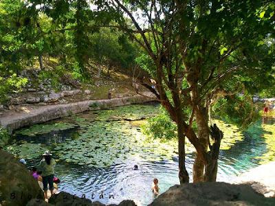 Leyenda Cenote Dzibilchaltún