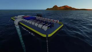 حرارة المحيط يمكن أن تزود دولة بأكملها بالطاقة