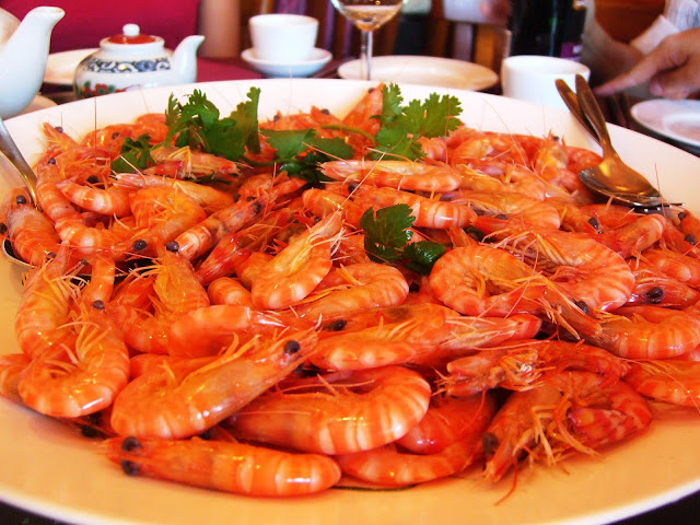 How to Boil Shrimp - 1