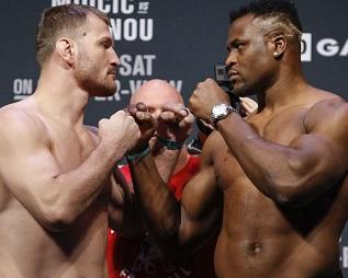 UFC 260 Fight Card, lineups, Miocic v Ngannou, heavyweight, Volkanovski v Ortega, featherweight,