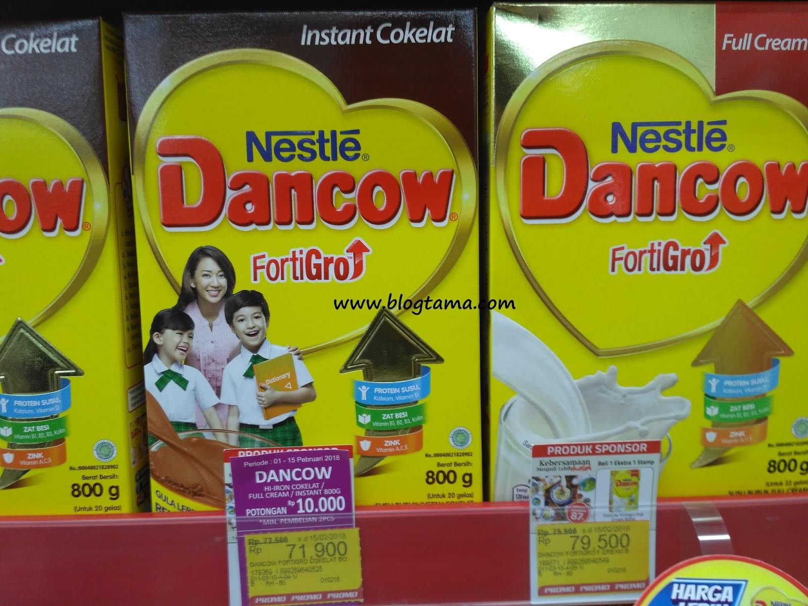 Lengkap Harga Susu Dancow Di Alfamart Indomaret Menulis Indonesia