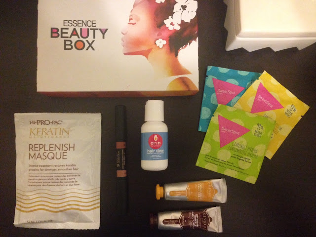 Essence Beauty Box August 2016