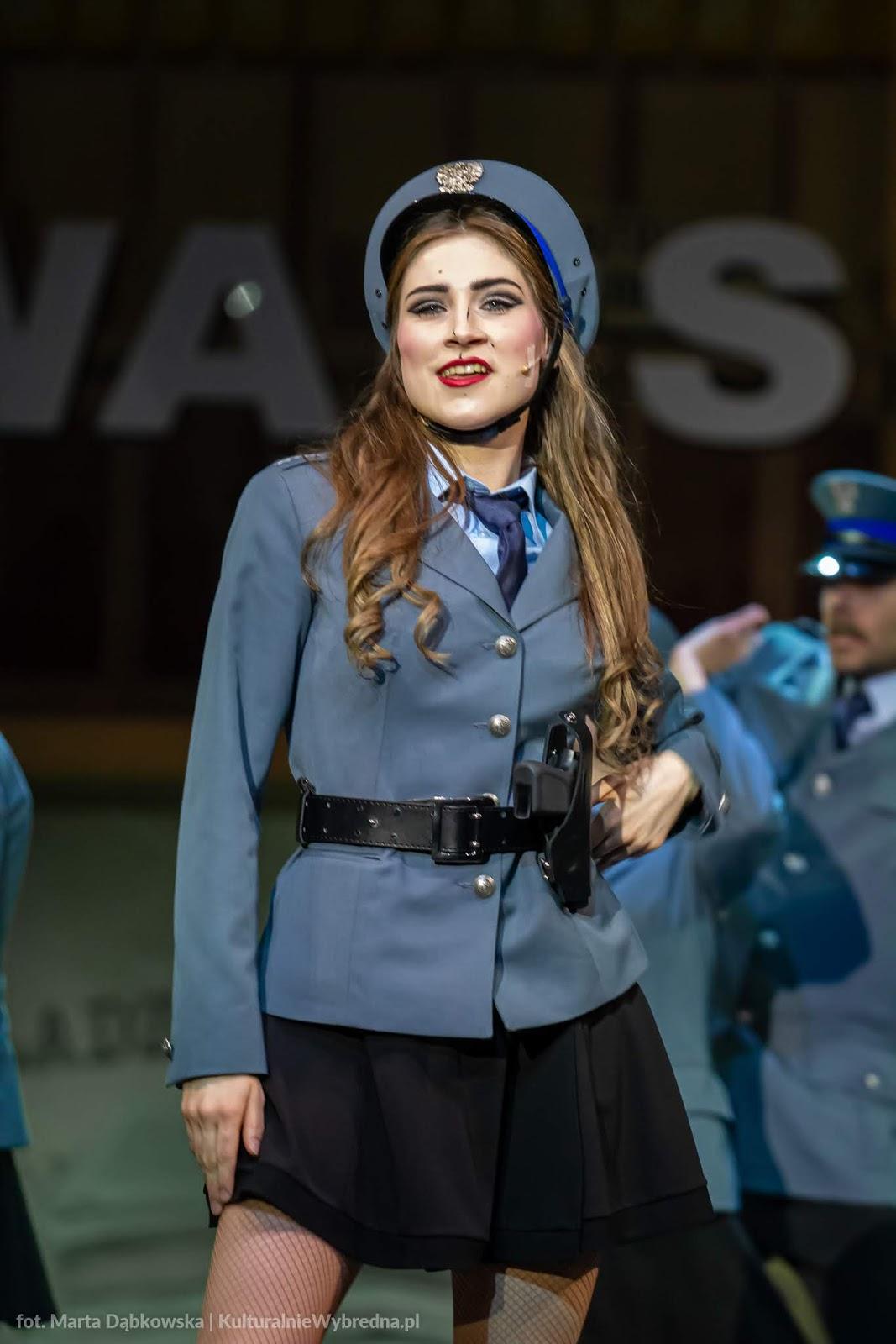musical Kapitan Żbik i Żółty Saturator Teatr Syrena zdjęcia  Iga Rudnicka