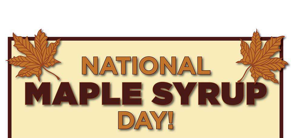 National Maple Syrup Day Wishes Beautiful Image