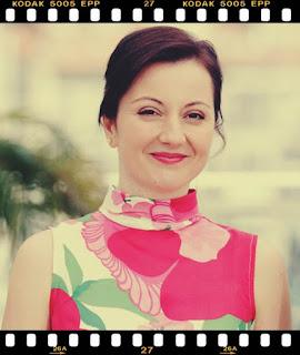 Alina Berzunteanu Biografie actita cu CV interesant