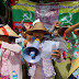 Myanmar farmers demand justice for lands