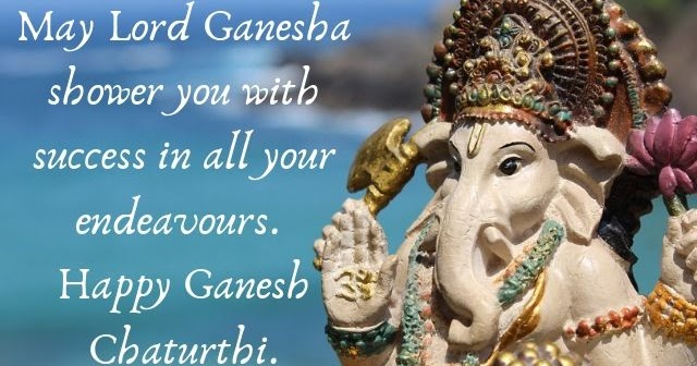 Top 100 Ganesh Chaturthi Wishes 2020 [English]