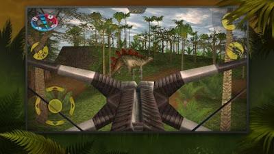 Carnivores : Dinosaur Hunter HD v1.6.5 MOD Apk (Infinite Relocates) Screenshot 1