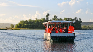 pasyal boating, boat riding, Mountain Lake Restort, Caliraya Springs, Laguna