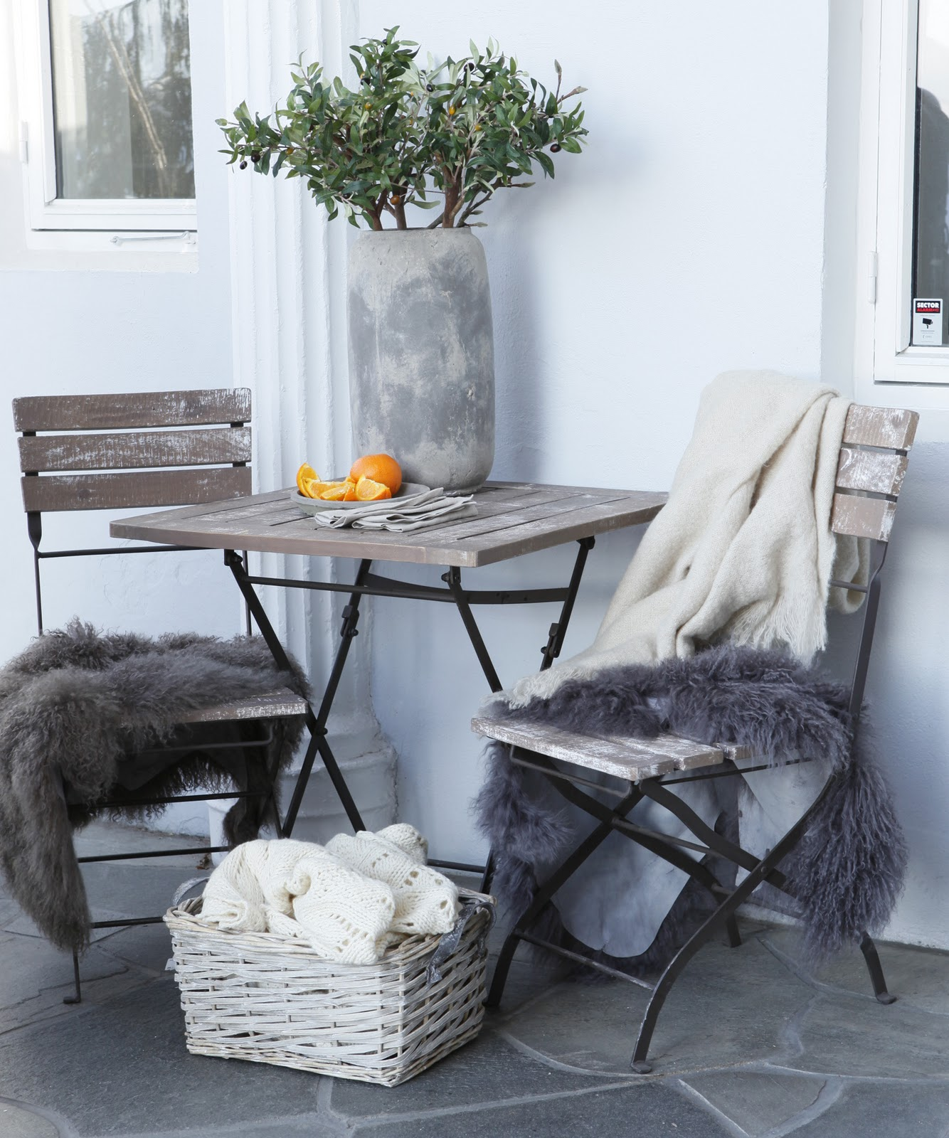 Blogg Home and Cottage: Hagesesongen er igang!
