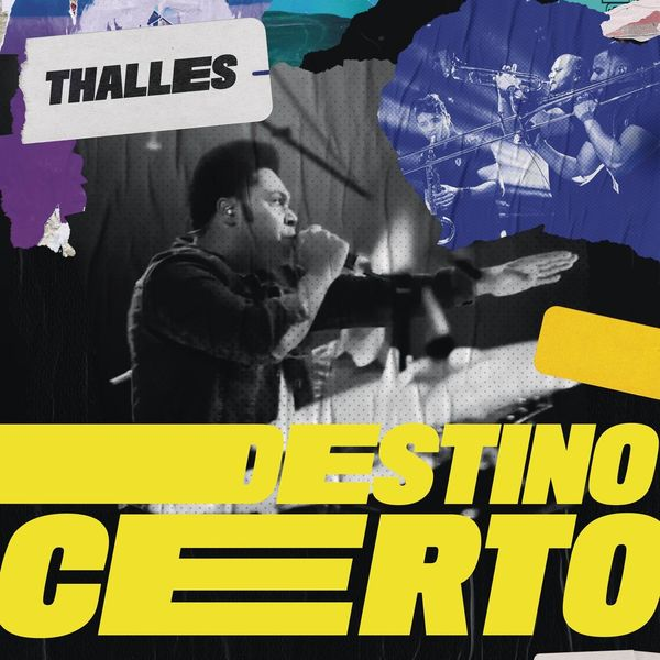 Thalles Roberto – Destino Certo (Single) 2021 (Exclusivo WC)