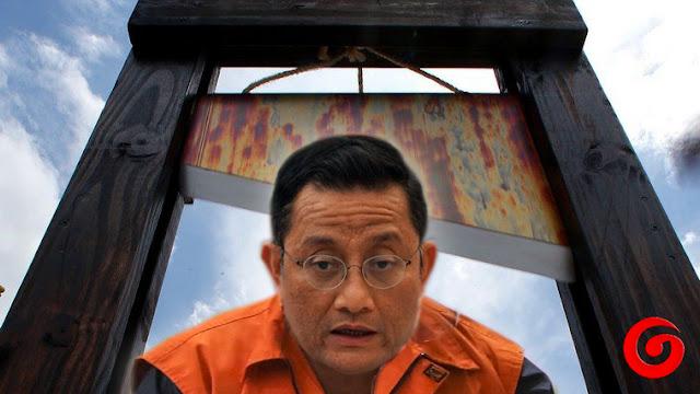 Anton Tabah Dukung Presiden dan Ketua KPK Hukum Mati Menteri PDIP