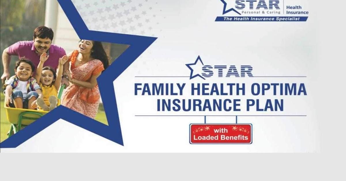 Star Health - Family Health Optima Insurance