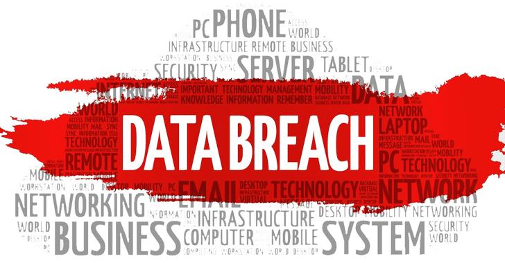 unattributable private data breach