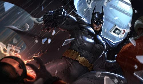 Batman là vị tướng trinh sát được mếm mộ