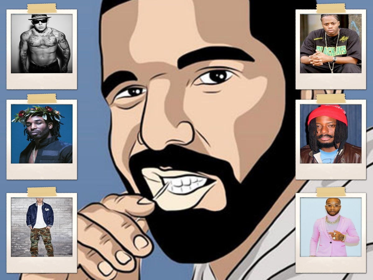 Top 10 Best Canadian Rappers: Hip-Hop Artists In Canada