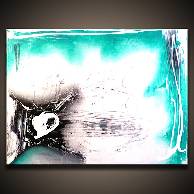 Abstract Paintings Peter Dranitsin October 2011