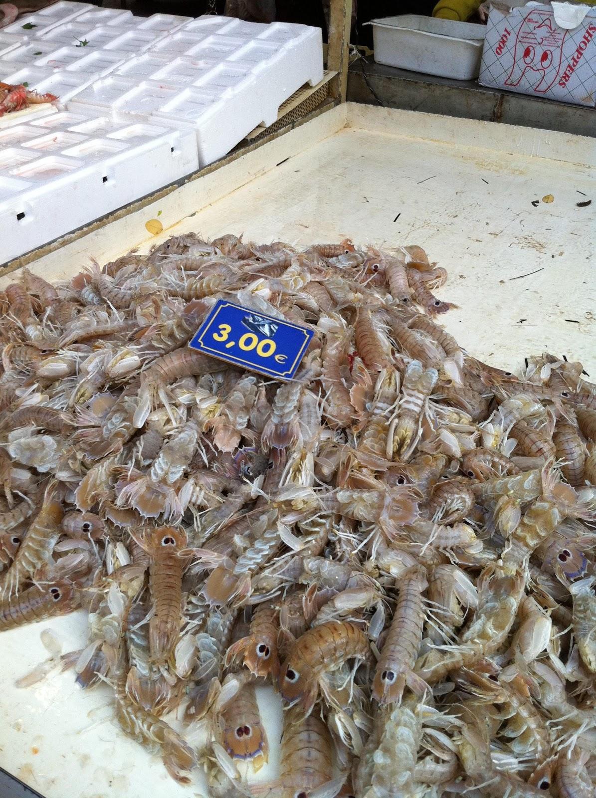 La Cucina Economica: Canocchie, pannocchie o cicale di mare?