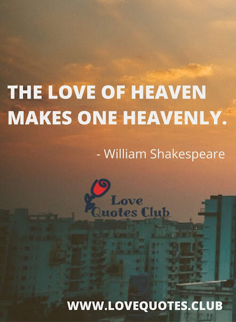 shakespeare's love quotes