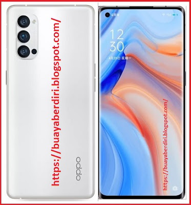 Oppo Reno 4 (5G) - White Color