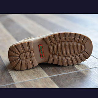 sepatu kicker kulit asli