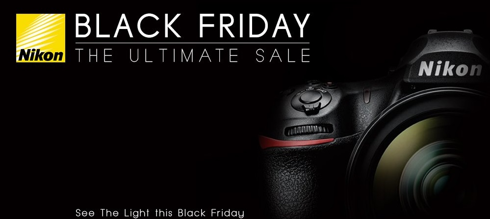 Nikon South Africa – Black Friday