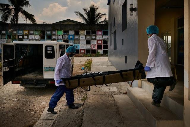 Los casos confirmados de coronavirus son los 2 millones principales en todo el mundo