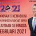 Permohonan Dan Kemaskini BPR Dilanjutkan Sehingga 25 Februari