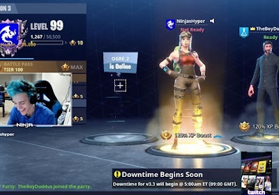 Rapper Drake and Ninja's Twitch battle breaks viewing records