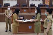 Sumampouw- Menajang di Percayakan Gubernur Jabat Plt Kasub
