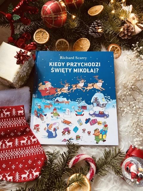 Richard Scarry, Kiedy przychodzi święty Mikołaj