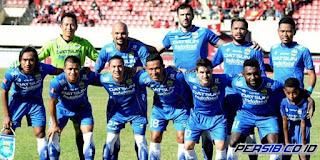 Persib Menang 2-0 Atas Persipura Jayapura - TSC 2016