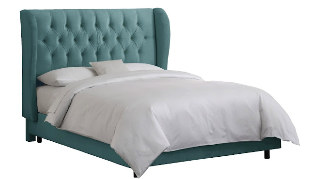 Like Me Some...: THE WINGBACK HEADBOARD - Beds Headboards Only