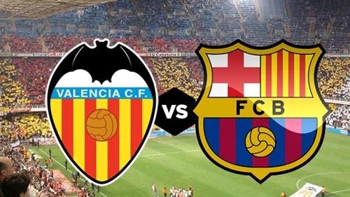 موعد مباراة برشلونة وفالنسيا اليوم 14-09-2019 ضمن الدوري الاسباني