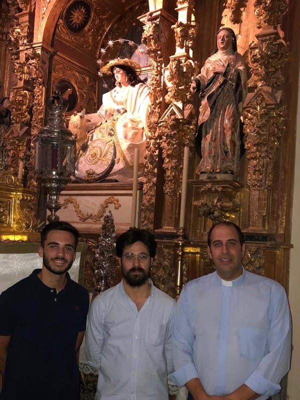 Jesús Zurita Villa designado Cartelista de la Divina Pastora de Marchena 2019