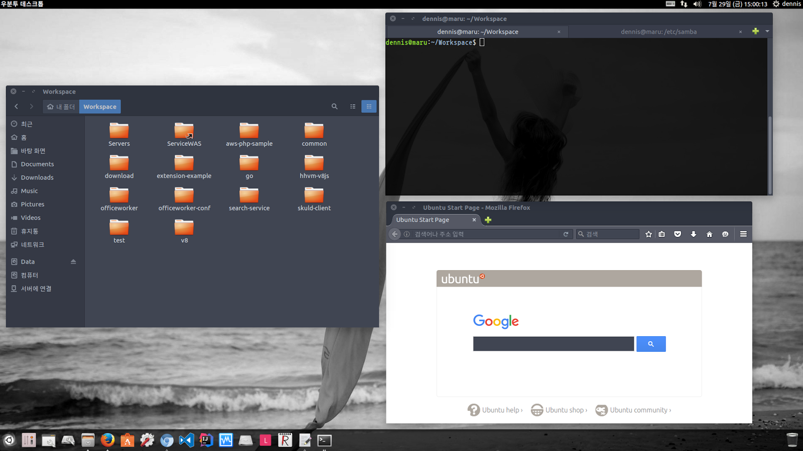 Ubuntu 16 04 LTS 에서 Arc GTK Theme 설치 | Dennis's dev-home