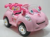 1 Mobil Mainan Aki ELITE 003Q in Pink