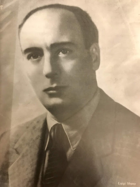 Foggia, cerimonia in onore di Luigi Sbano, primo Sindaco di Foggia e Consultore Nazionale