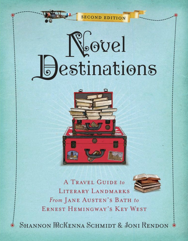 Novel Destinations, a #TLCBookTours stop