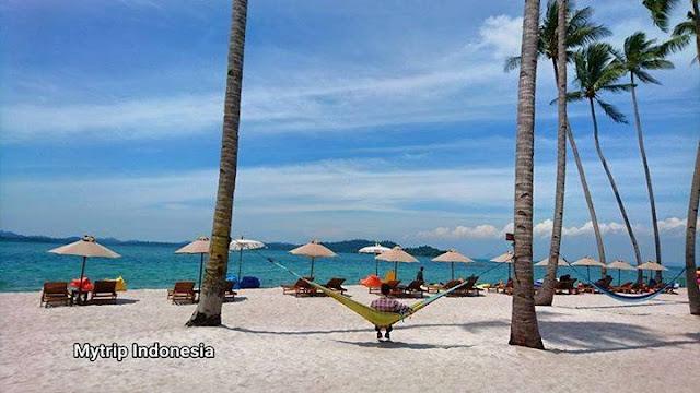 Paket Tour Ranoh Island