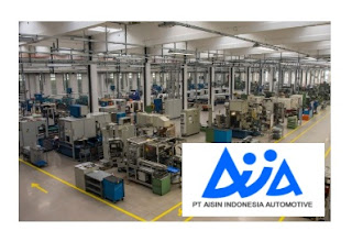 Lowongan Kerja PT Aisin Indonesia Automotive Tingkat D3 D4 S1 Tahun 2021