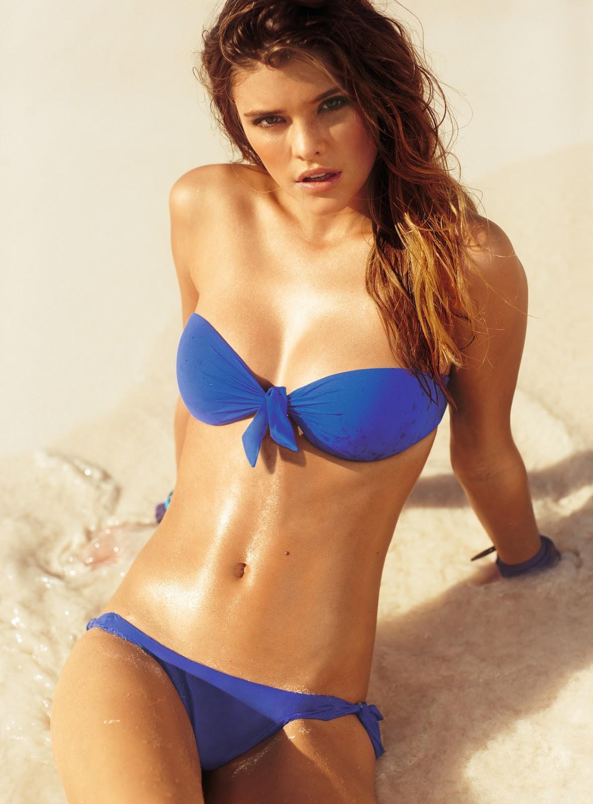 7b1aea4970955 Nina Agdal - Danish Model in Bikini